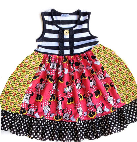 Classic Main Street Minnie dress