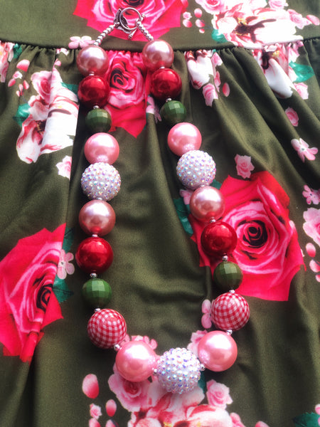 Irish Rose dress