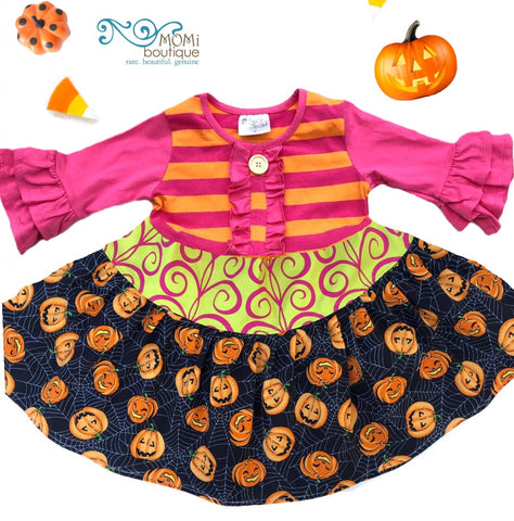 Jack O Lantern Twirl Swing top