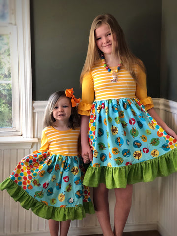 Seuss Pet dress