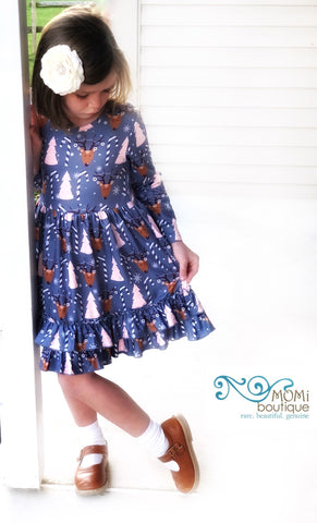 Winter Wonderland dress