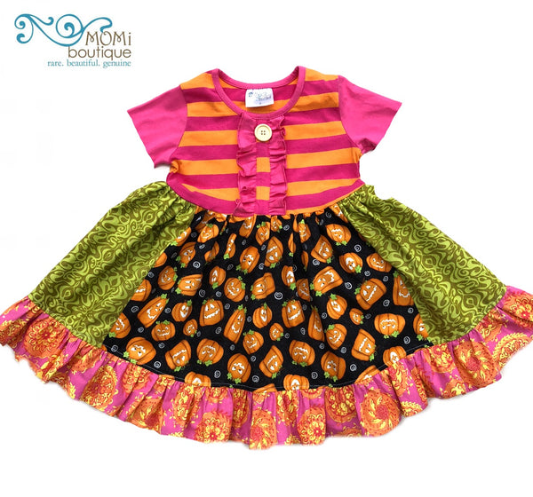 girls Halloween dress