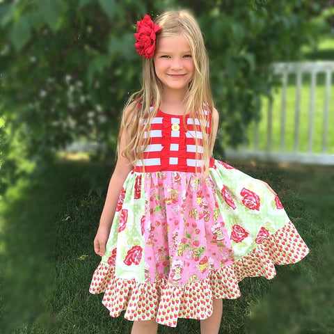 Vintage Shortcake dress