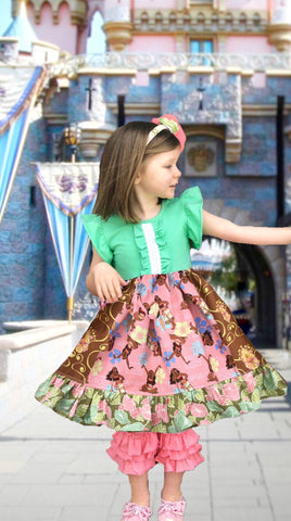 Moana's Enchanted Adventure dress