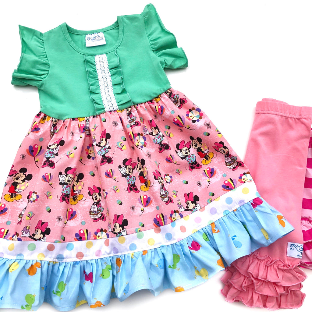 Magical Minnie Easter dress