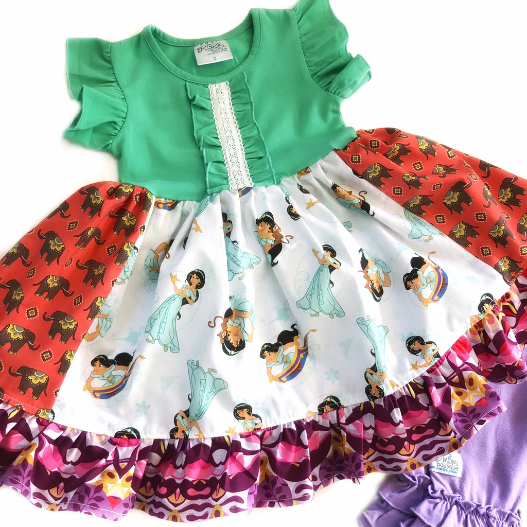 Magic Carpet Ride Jasmine dress