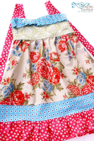 July Rose dress