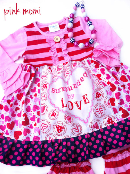 Surrounded by Love dress sz 2/3