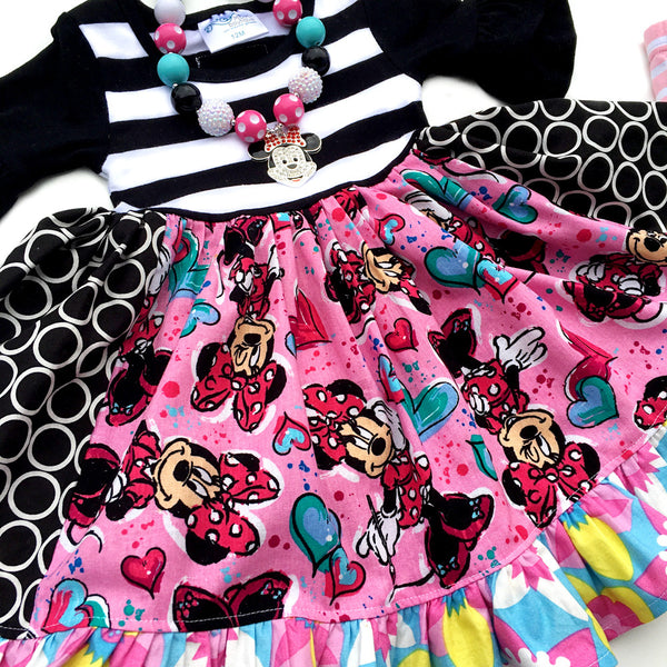 Minnie Bowtique dress