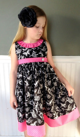 Penelope's Upscale Outing dress