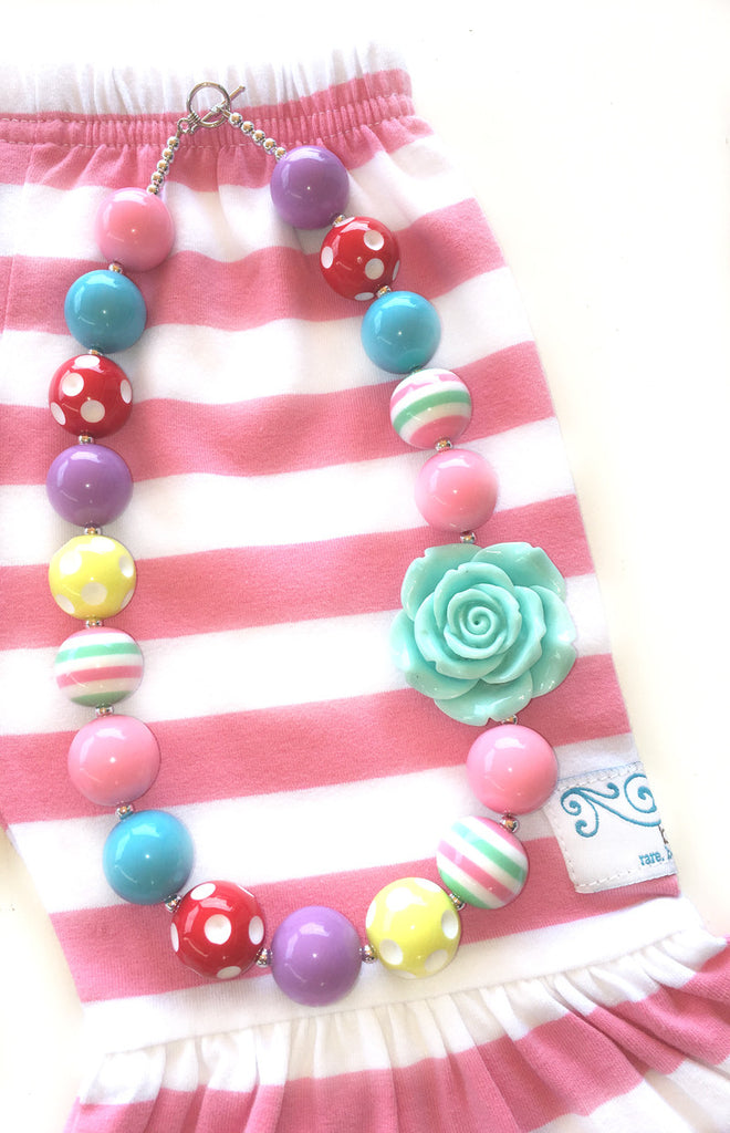 M2M Necklace Sweet School days