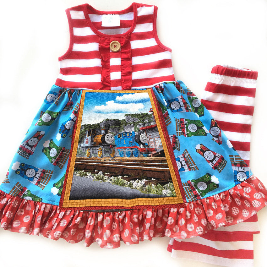 Day out with Thomas & Friends dress