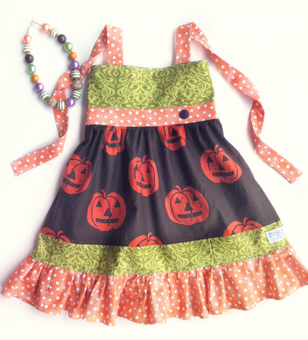 My Very Vintage Halloween dress