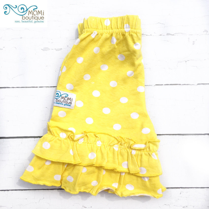 Lemonade Polka dot shorts