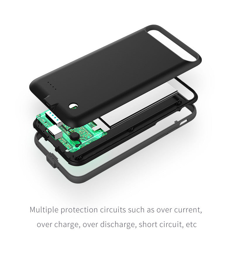 Rock Battery Case - iPhone 7
