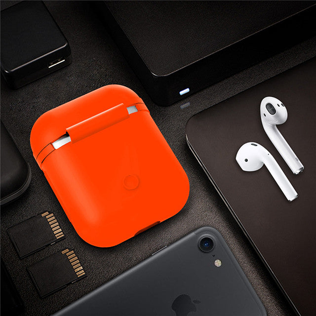 Soft Silicone Protective Case for Airpods