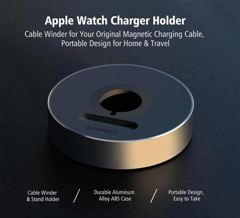 UGreen Portable Charging Dock for Applewatch