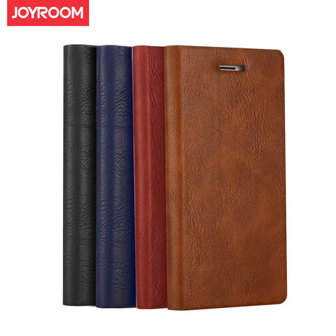 [New Product] Joyroom PU Leather Flip Cover Case - iPhone 7 Plus/Pro