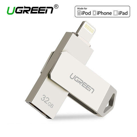 [New Product] UGreen Apple MFI Certified USB Flash Drive for Apple