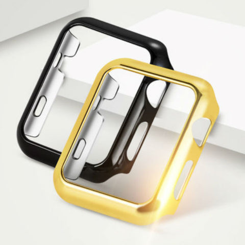 HOCO Plating Protective Case for Applewatch Series 1, Series 2