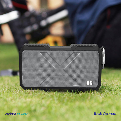 [New Product] Nillkin X-Man Water-Proof Bluetooth Speaker & Powerbank in 1 - Tech Avenue