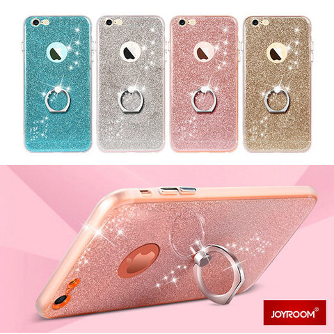 Joyroom Glitter Back Case - iPhone 6 Plus/6S Plus - Tech Avenue