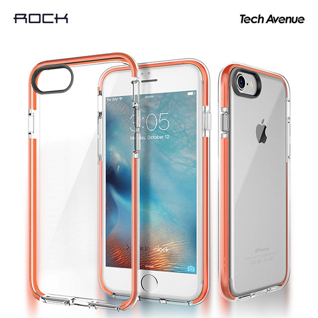 [New Product] Rock Guard Series (Orange) - iPhone 7 Plus/Pro