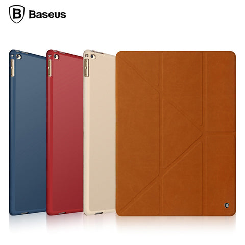 "Baseus Trifold Cover - iPad Pro 12.9"" - Tech Avenue"