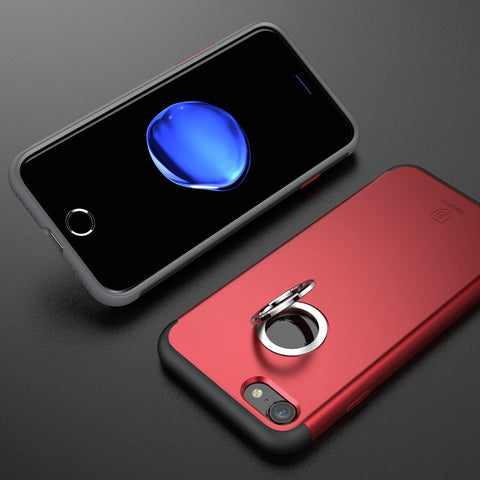 [New Product] Baseus Magnetic Ring Car Holder Case - iPhone 7