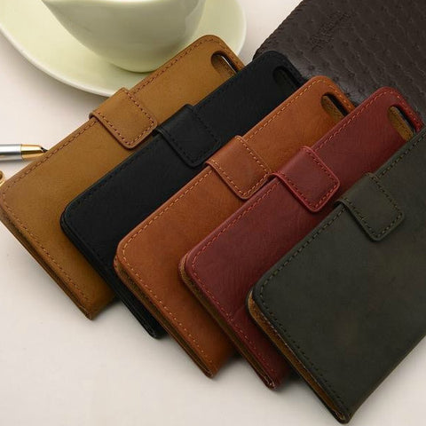 Nappa Leather Case for iPhone 6/iPhone 6 Plus