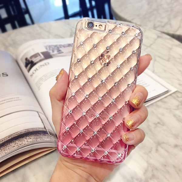 official photos 8dc28 b5fba [MIDYEARSALE] Luxury Bling Diamond Case - iPhone 6/6S