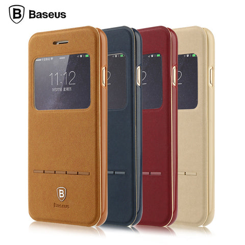 Baseus Terse Leather Case - iPhone 6/6S