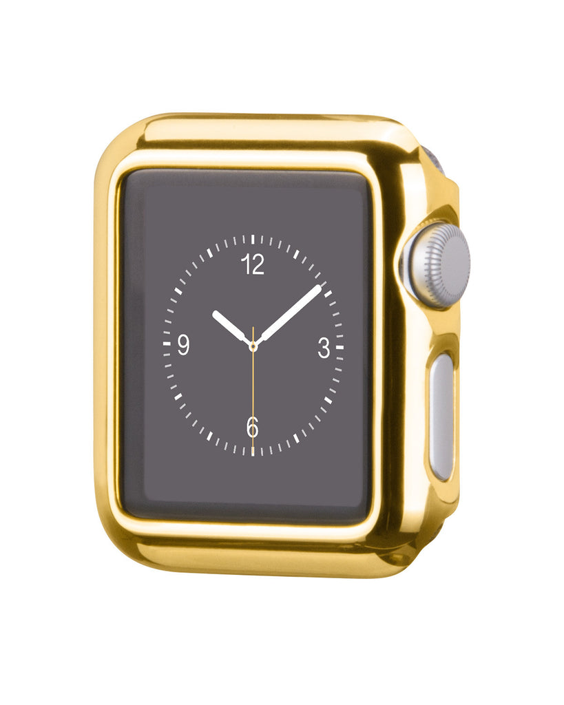 newest 5817f 161f9 [MIDYEARSALE] HOCO Plating Protective Case (Hard Case) for Applewatch  Series 1, Series 2, Series 3