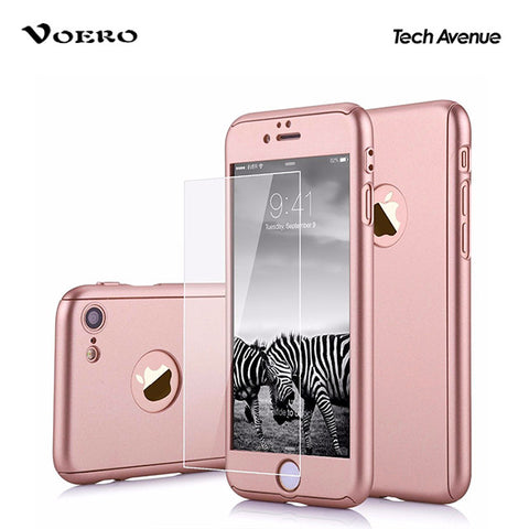 timeless design ee701 5c730 [MIDYEARSALE] Voero - 360 Degree Protection Case (Solid Colors) - iPhone 7