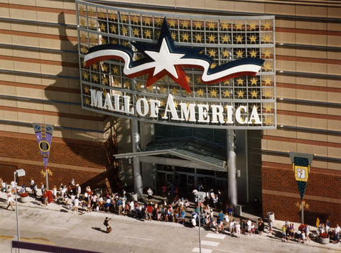 Image result for the mall of america opened.