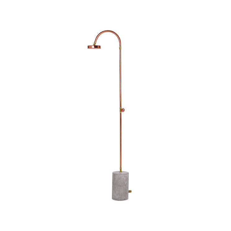 AQUART LUX - COPPER SHOWER