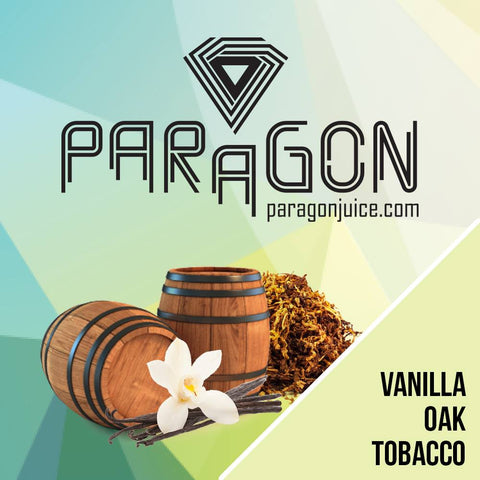 Vanilla Oak Tobacco - 15ml
