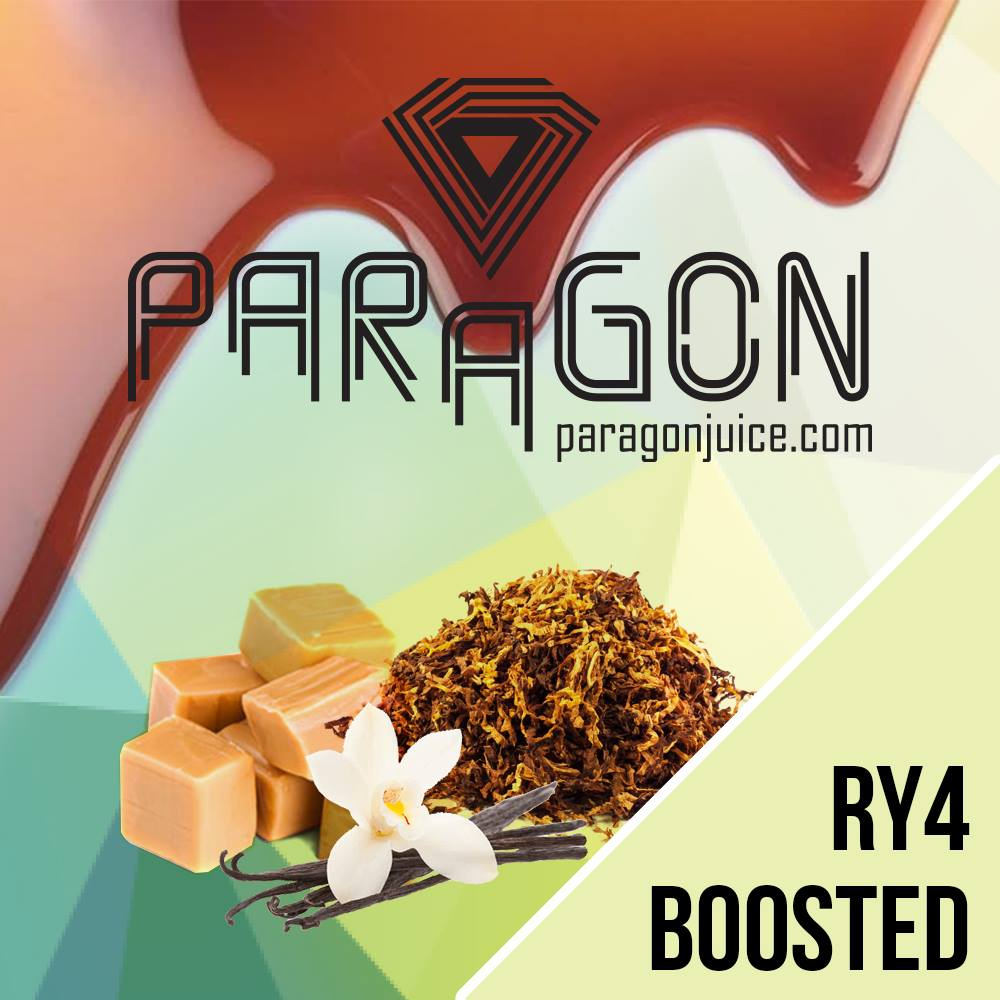 RY4 Boosted - 15ml - Paragonjuice