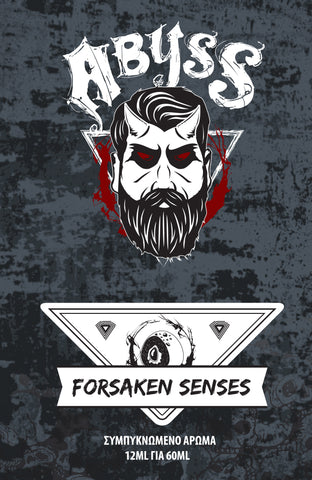 Forsaken Senses - 60ml eLiquid