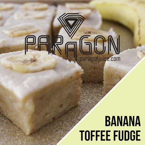 Banana Toffee Fudge - 15ml
