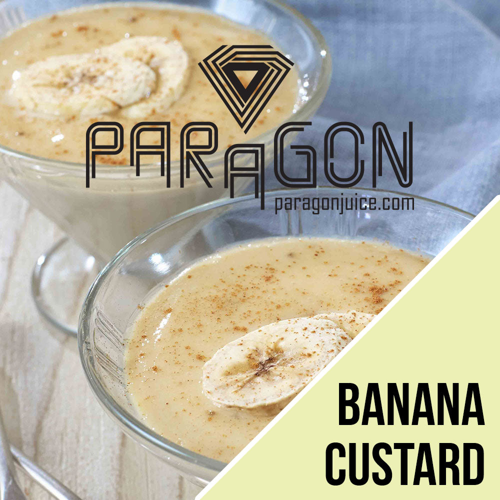 Banana Custard - 15ml - Paragonjuice