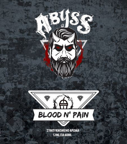 Blood n' Pain - 60ml eLiquid