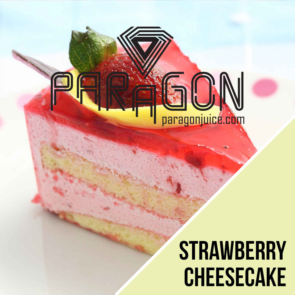 Strawberry Cheesecake - Paragonjuice