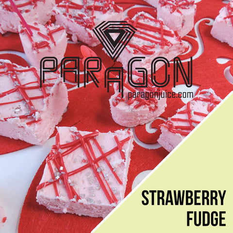 Strawberry Fudge - 60ml eLiquid