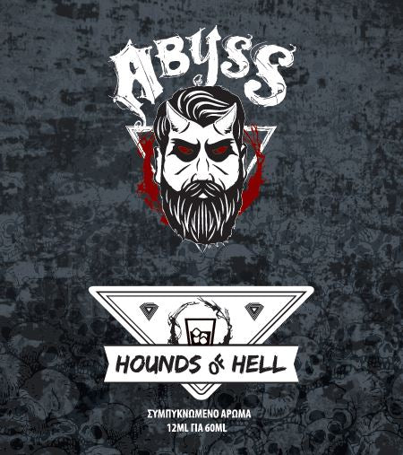 Hounds Of Hell - 60ml Mix Shot - Paragonjuice