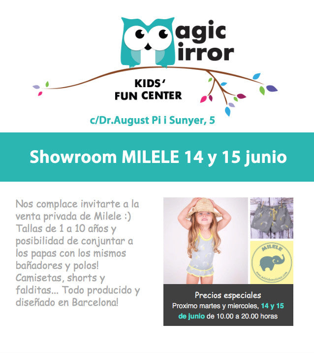 TE ESPERAMOS HOY EN MAGIC MIRROR!