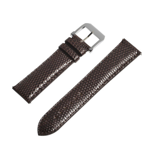 Brown Lizard Strap