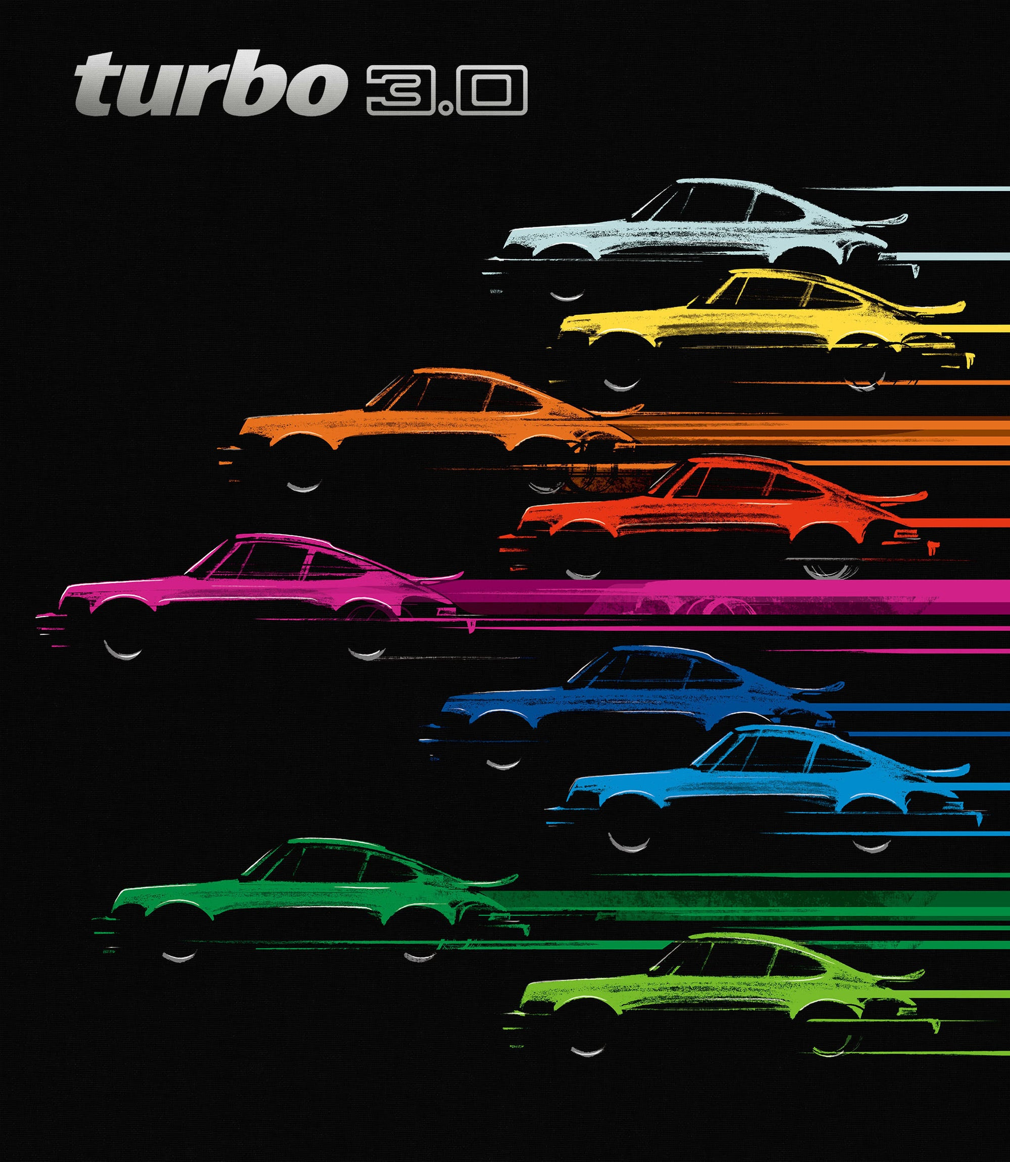 Turbo 3.0 (Publisher's Edition)