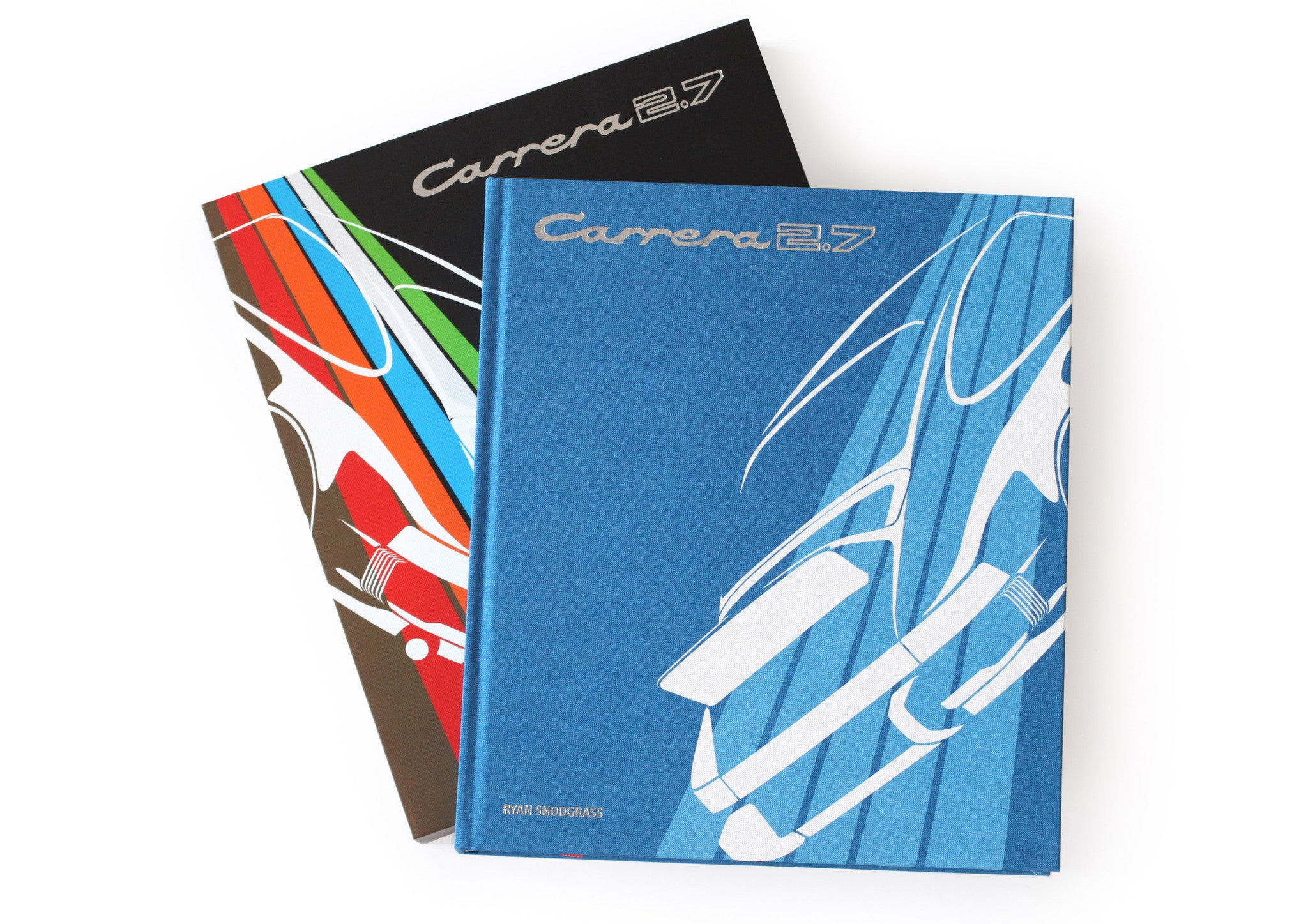 Carrera 2.7 (Limited Edition) Book