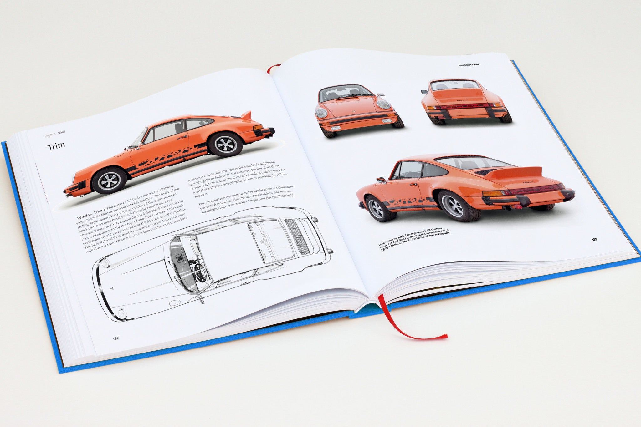 Book - Carrera 2.7 (Limited Edition)